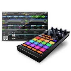 Native Instruments: Traktor Kontrol F1 — TurntableLab.com - Svpply