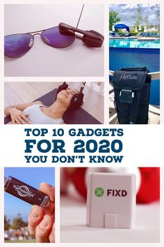 We're delighted to present you with the most innovative 10 incredible cool gadgets that are going to be sold out very soon. Top 10 Gadgets, Cool Gadgets On Amazon, Must Have Gadgets, Unique Gadgets, Cool Tech Gadgets, Latest Gadgets, Fashion Essay, News Fashion, Best Buy Electronics