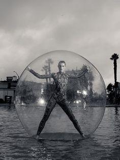Originale Bubble Shooting - Germany's next Topmodel 2017