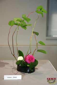 Autumn Songs - volume 6 Ikebana Exhibition C20080927 051 by fotoproze, via Flickr