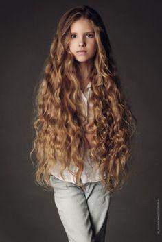 y que tal un cabello  largo ? destruyendo mitos sobre ello !