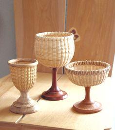 Nantucket Basket Glass series by handvaerker