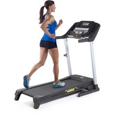 Folding Electric Treadmill Home Gym Running Exercise Equipment Portable System #FoldingElectricTreadmill