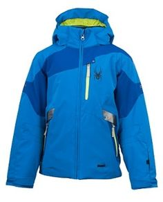 Spyder Boy s Leader Jacket - Collegiate a13e80f51