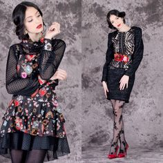 Goth, Collections, Fashion Design, Style, Gothic, Swag, Goth Subculture, Outfits