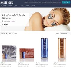 ONLY A COUPLE HOURS LEFT! Come check out our beauty event on HauteLook.com under Beauty, <3