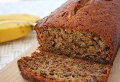 Getta's Got To Have Its: Easy to Make and The Best Banana Bread Recipe