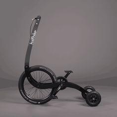 Halfbike II by Kolelinia