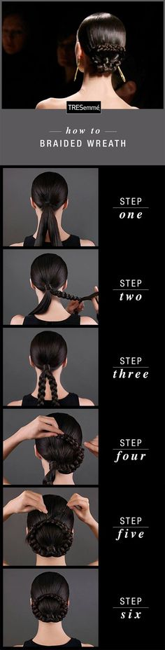 The Braided Wreath | Sevvven - Hairstyles Made Easy