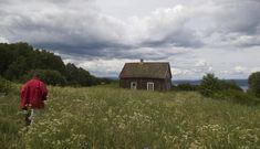 Image result for forlatte hus norge
