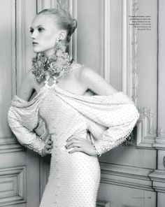 Ladies Only | Anne Sophie Monrad | Marianna Sanvito  #photography | Elle Russia April 2012