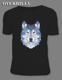 e50d57f8dc78 Aliexpress.com : Buy Wolf Modern Art 2017 Popular Printed T shirt Tees  Popular Male Short Sleeve Tops 3 colors from Reliable print t-shirt  suppliers on ...