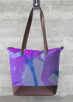 Tote Bag - Pansies by VIDA VIDA IBdw7U