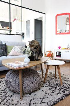 Optimiser l'espace dans le salon | Blueberry Home