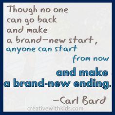 Make a brand new ending.