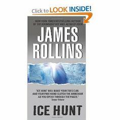 Ice Hunt: James Rollins
