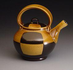 Teapot   by clayglazepots