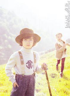 Vogue Enfant   http://whiterabbitengland.blogspot.com/#