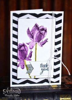 Stampin Up Artisan Blog Hop- Twitterpated | Creations by Mercedes