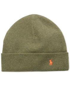 7256726152f Polo Ralph Lauren Thermal Cuffed Beanie   Reviews - Hats