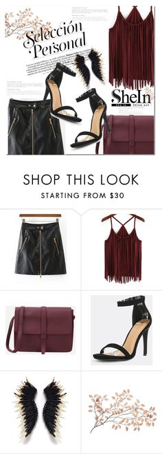"""sheIn 10/10 :*"" by leagoo ❤ liked on Polyvore"