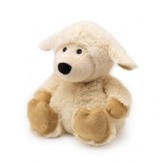 Buy Warmies® Cozy Plush Sheep from Intelex today - Fully microwavable soft toys and gifts since Pet Sheep, Gadgets, Mini Pig, Lavender Scent, Plush Animals, Stuffed Animals, Farm Animals, Snuggles, Warm And Cozy