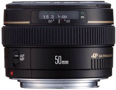 Canon EF 50mm f/1.4 USM Lens | Camera House