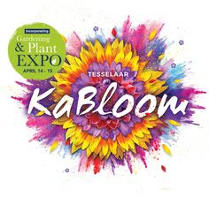The Kabloom Festival takes place every April out near Monbulk - it's not all about flowers, but it IS a great little getaway for anyone who appreciates all things botanical, whether you've got green thumbs or not ...