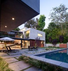 San Lorenzo Residence by Mike Jacobs Architecture #CONTEMPORIST