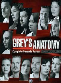 Grey's Anatomy: Complete Seventh Season (DVD, 2011, 6-Disc Set) Brand New Factory Sealed-Ships FREE!