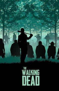 #thewalkingdead  #negan  #séries  #tv  #proximatemporada  #sethluas