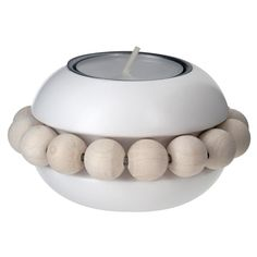 Aarikka - Home decoration : Neito tealight candle holder