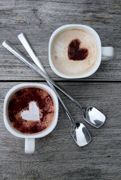 cappuccinos for 2