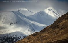 Glen Shiel - snow or no snow