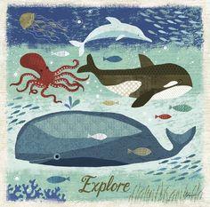 Wale Dekorative Kunst Prints bei AllPosters.de