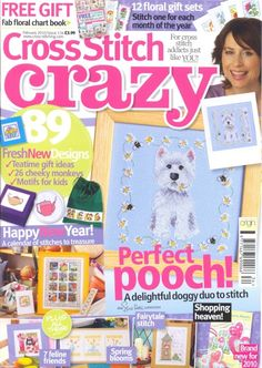 Cross Stitch Crazy 134
