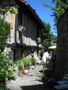Saint Lizier (Ariège), france