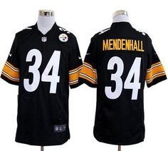 Myles Garrett jersey Nike Steelers #34 Rashard Mendenhall Black Team Color Men's Stitched NFL Game Jersey Aqib Talib jersey Buccaneers Mike Evans 13 jersey