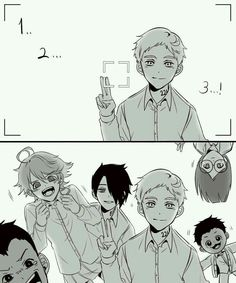 This story is a TPN/The Promised Neverland × Reader Story. Norman, Anime Triste, Manga Anime, Dark And Twisted, Neverland, Haikyuu, Anime Characters, Fandoms, Hero