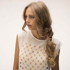 Top DECOR SILK Flowers #decorsilk #fashion #swag #style #fashionlove #madeinitaly #belimousine #top #details #flowers