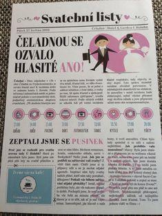 Svatební noviny / Zboží prodejce markov11 | Fler.cz
