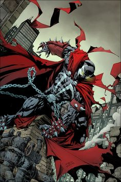 SPAWN.COM >> COMICS >> SPAWN >> MONTHLY SERIES >> ISSUE 200