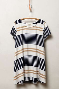 Anthropologie - Swingstripe Tee