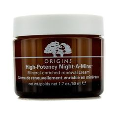 Origins High Potency NightAMins MineralEnriched Moisture Cream 17oz 50ml * You can get more details by clicking on the image. (Note:Amazon affiliate link)