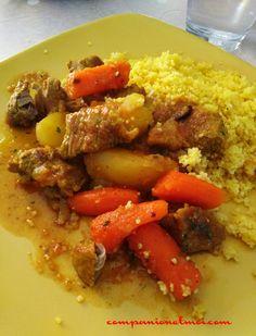 Tajine de veau carottes et pommes de terre