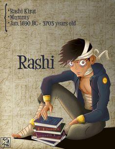 "Rashi Kirat - ""Monster Time Squad"" | Vancouver Animation School - Alumni Network"