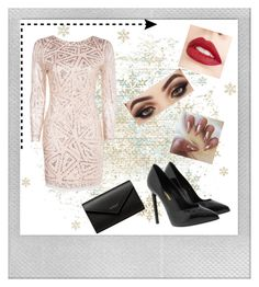 """🌸"" by titilde11 on Polyvore featuring mode, Polaroid, Boohoo, Yves Saint Laurent, Balenciaga et Jouer"