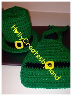 Baby St. Patrick's Day Outfit St. Patrick's by HollyCreatesbyHand