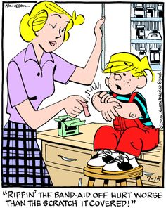 Dennis the Menace for 9/15/2016