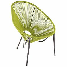 Moretta Armchair, green